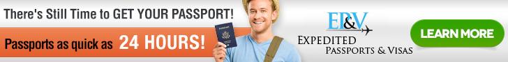 Get a passport fast