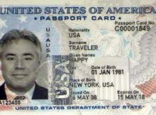 A US Passport Card