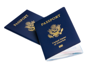 Two US Passports