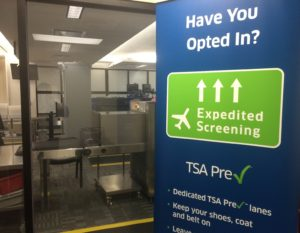 TSA PREcheck